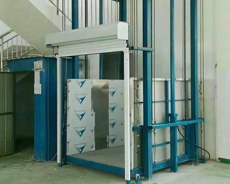 吉林工廠貨梯