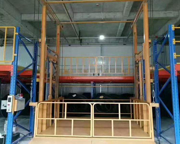 吉林廠房貨梯